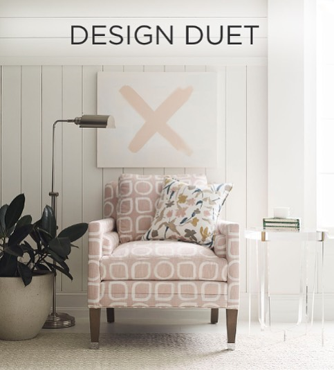 "A visual language for the next generation of design lovers.  Introducing the ""Edition Collection"" by Domino Magazine. Brimming with a happy palette and modern spirit.  Only from Robert Allen @ Home. Call me for an appointment to review this line!"