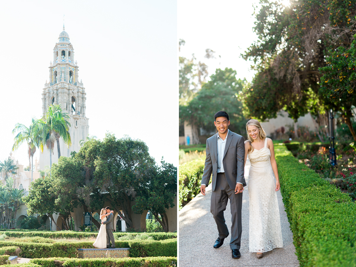 San Diego Wedding Photographer Engagement Balboa Park Tangled Inspired 1-4.jpg