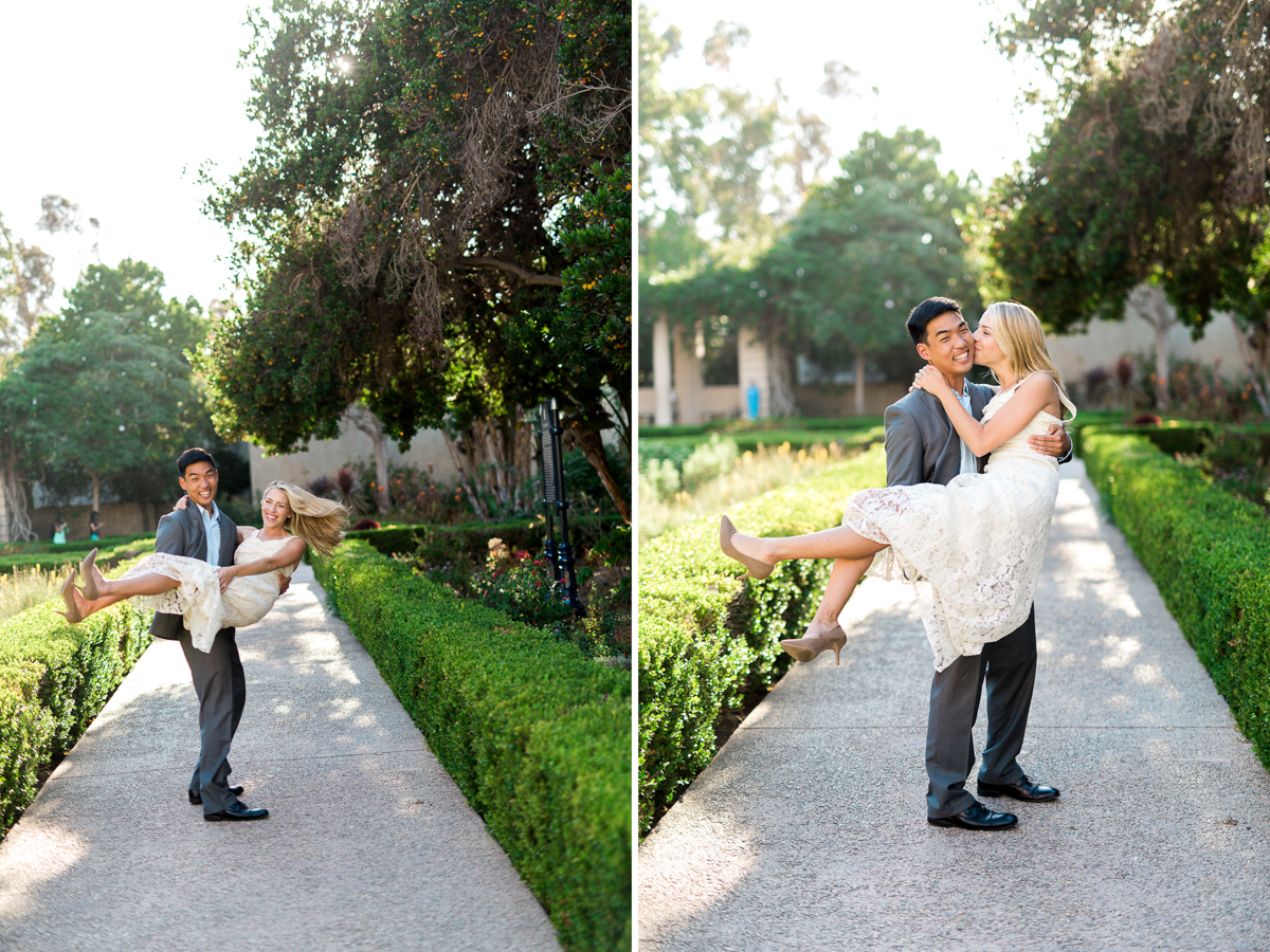 San Diego Wedding Photographer Engagement Balboa Park Tangled Inspired 2-3.jpg