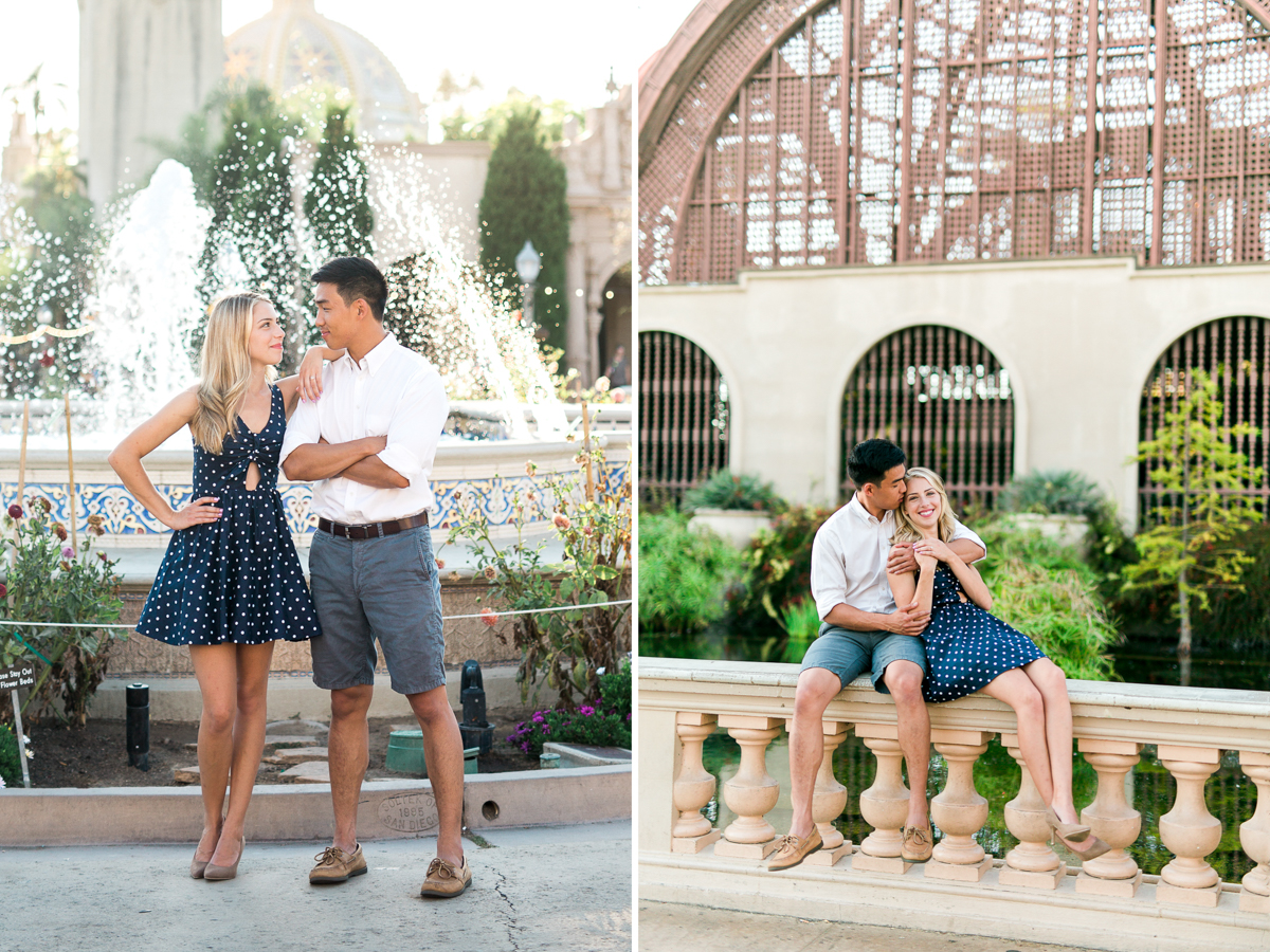 San Diego Wedding Photographer Engagement Balboa Park Tangled Inspired 3.jpg