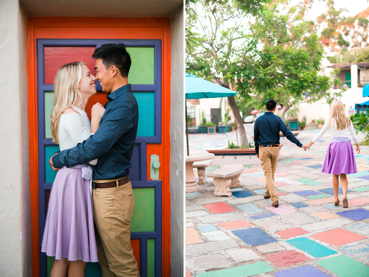 San Diego Wedding Photographer Engagement Balboa Park Tangled Inspired 4-3.jpg