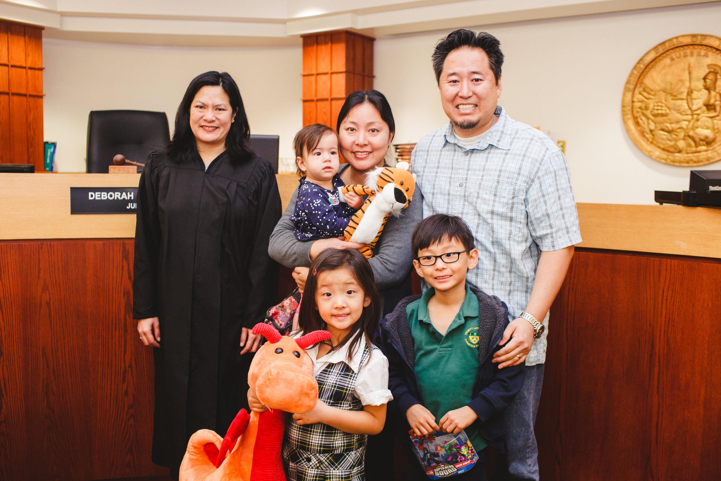 Orange County Courthouse Adoption