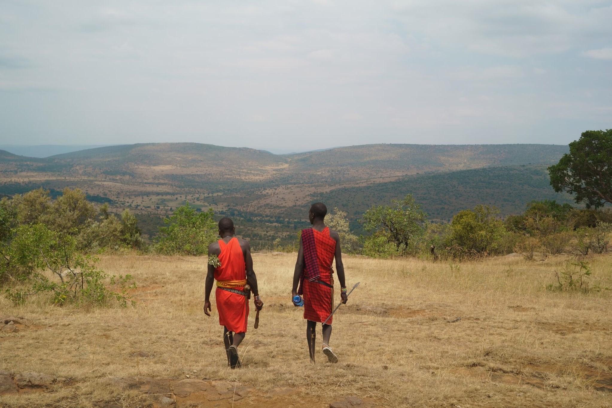 The First Maasai Conservancy in the Maasai Mara