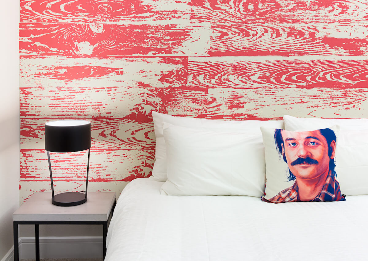 East 6th @ The Arnold Bedroom - Complete with Bill Murray