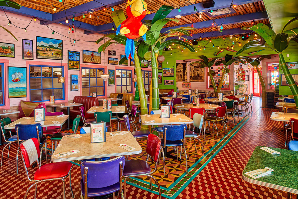 Eclectic Chuy's