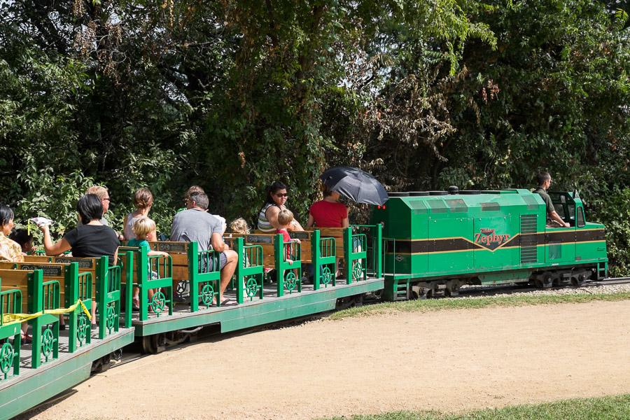 Take a tour around Zilker Park