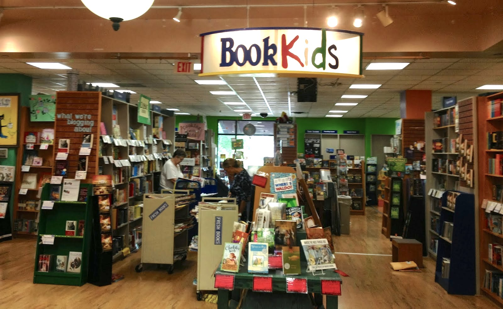 Find the best books for kids (and adults)at Book People