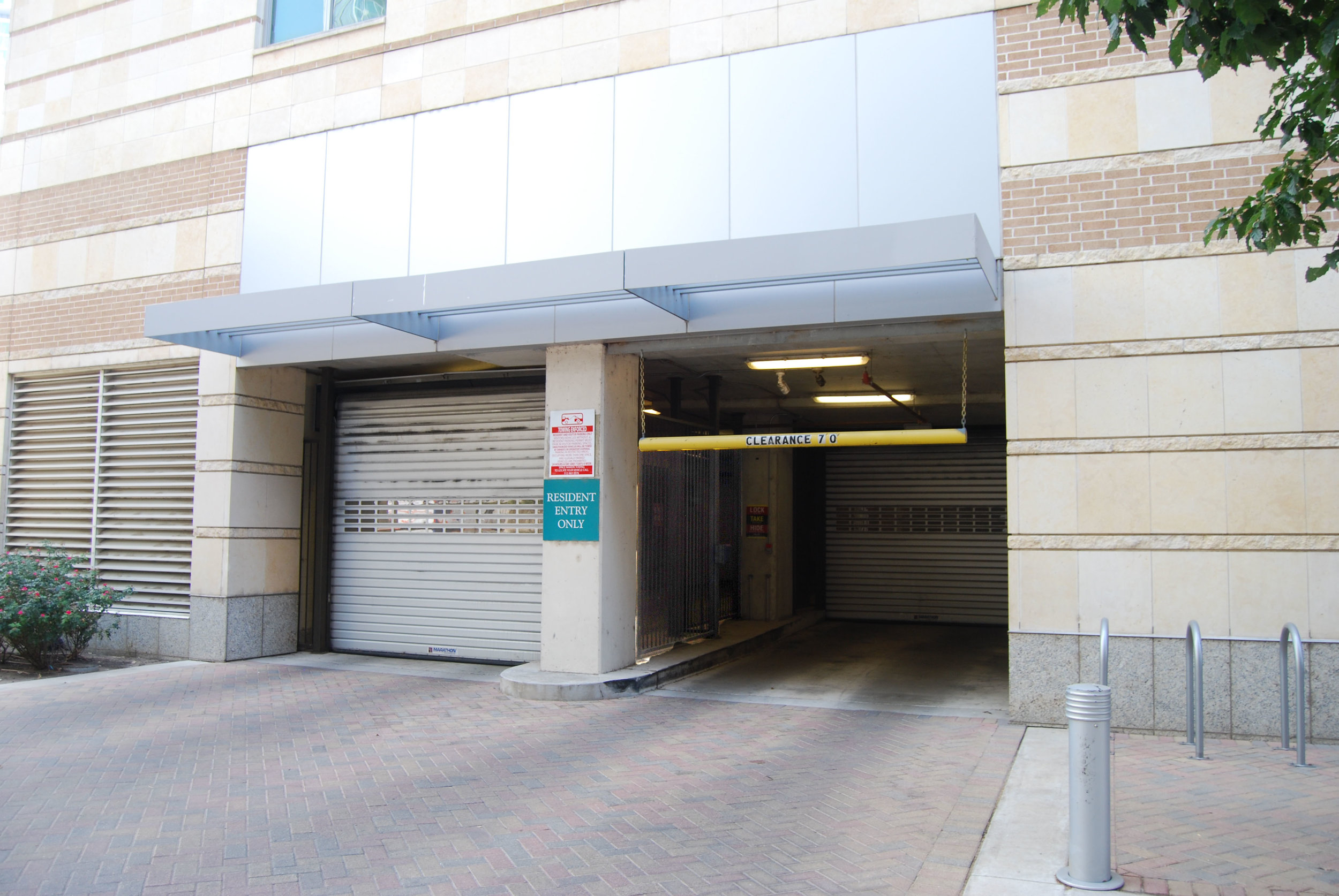 Tower Garage Entrance.jpg