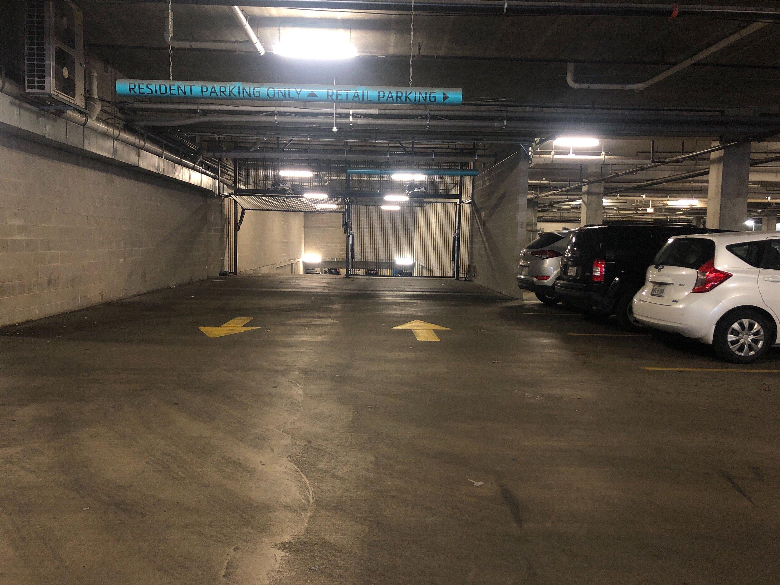 GLU garage gate entrance.jpg