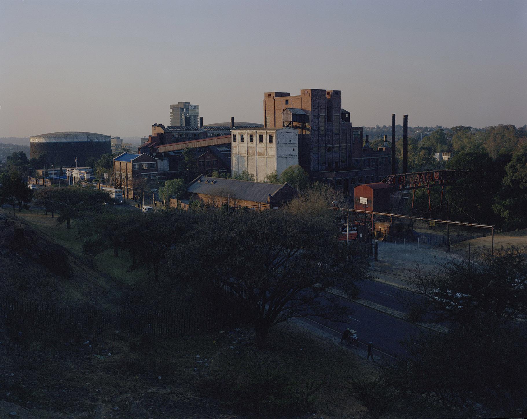 Gas Works 1/24, Johannesburg, 2016