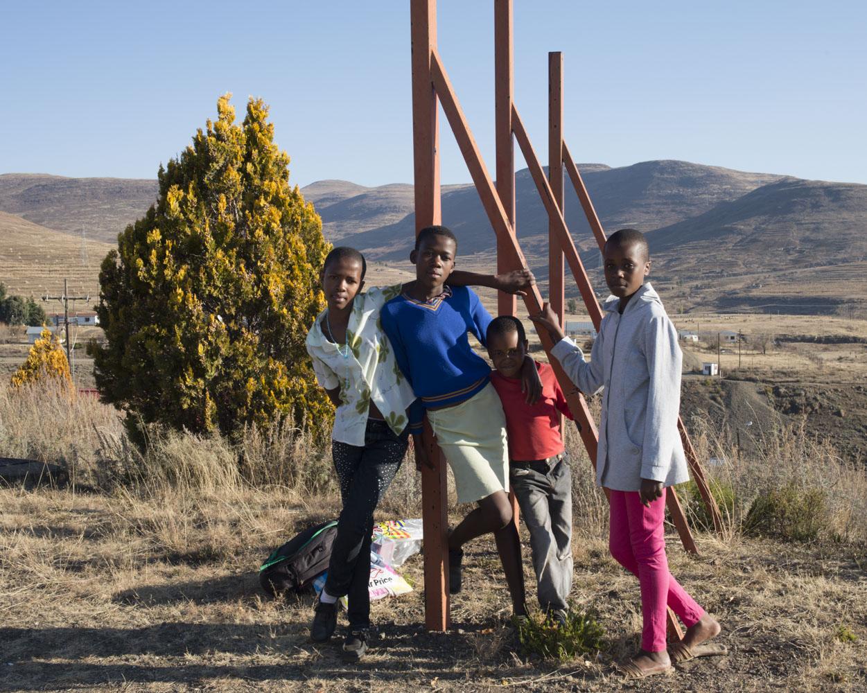 Katse Dam 16/34, Lesotho, 2015