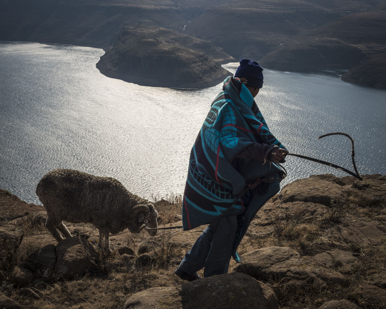Katse Dam 19/34, Lesotho, 2015