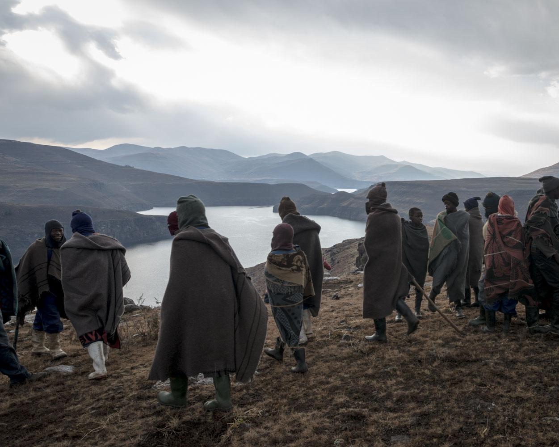 Katse Dam 20/34, Lesotho, 2015