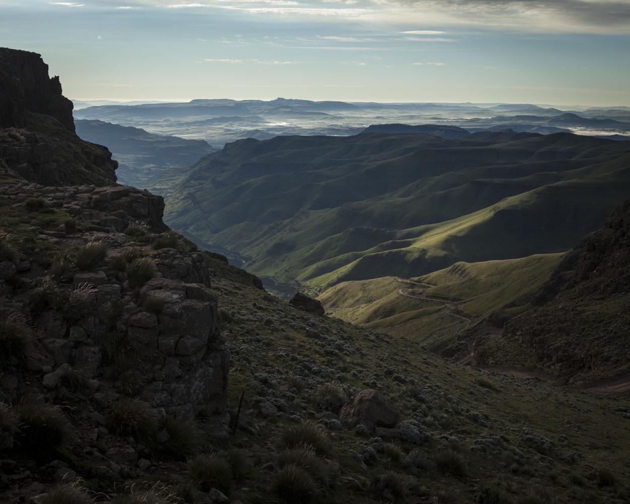 Katse Dam 24/34, Lesotho, 2015