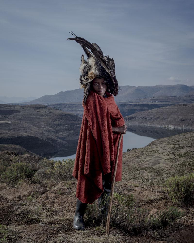 Katse Dam 32/34, Lesotho, 2015