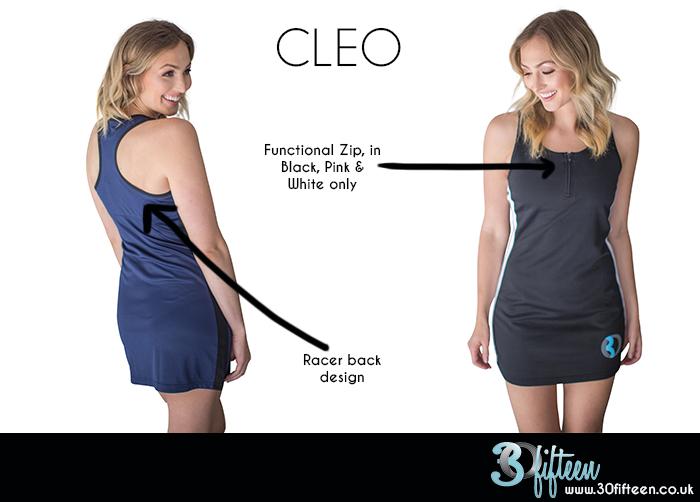 30Fifteen Cleo Tennis Dress Details