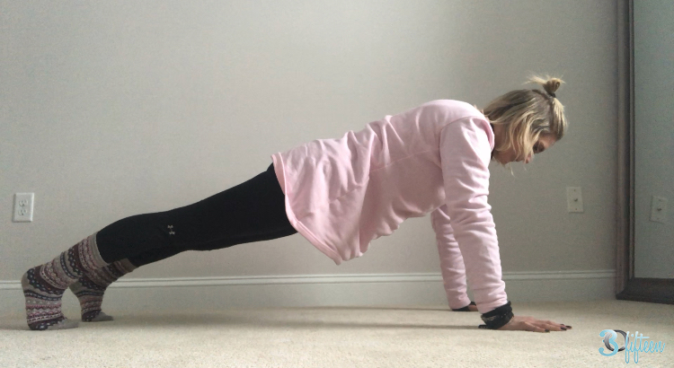 30Fifteen Plank - Strength exercise you can do at home.jpg
