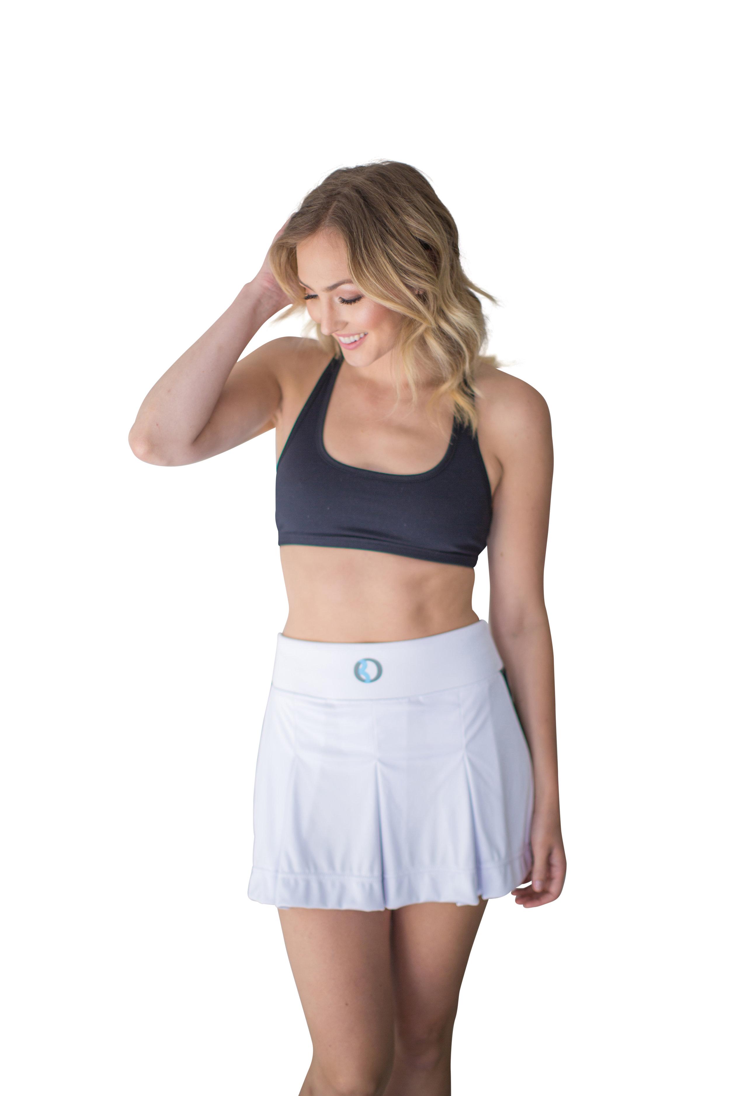 30Fifteen Kara Pleated Skirt Front.jpg
