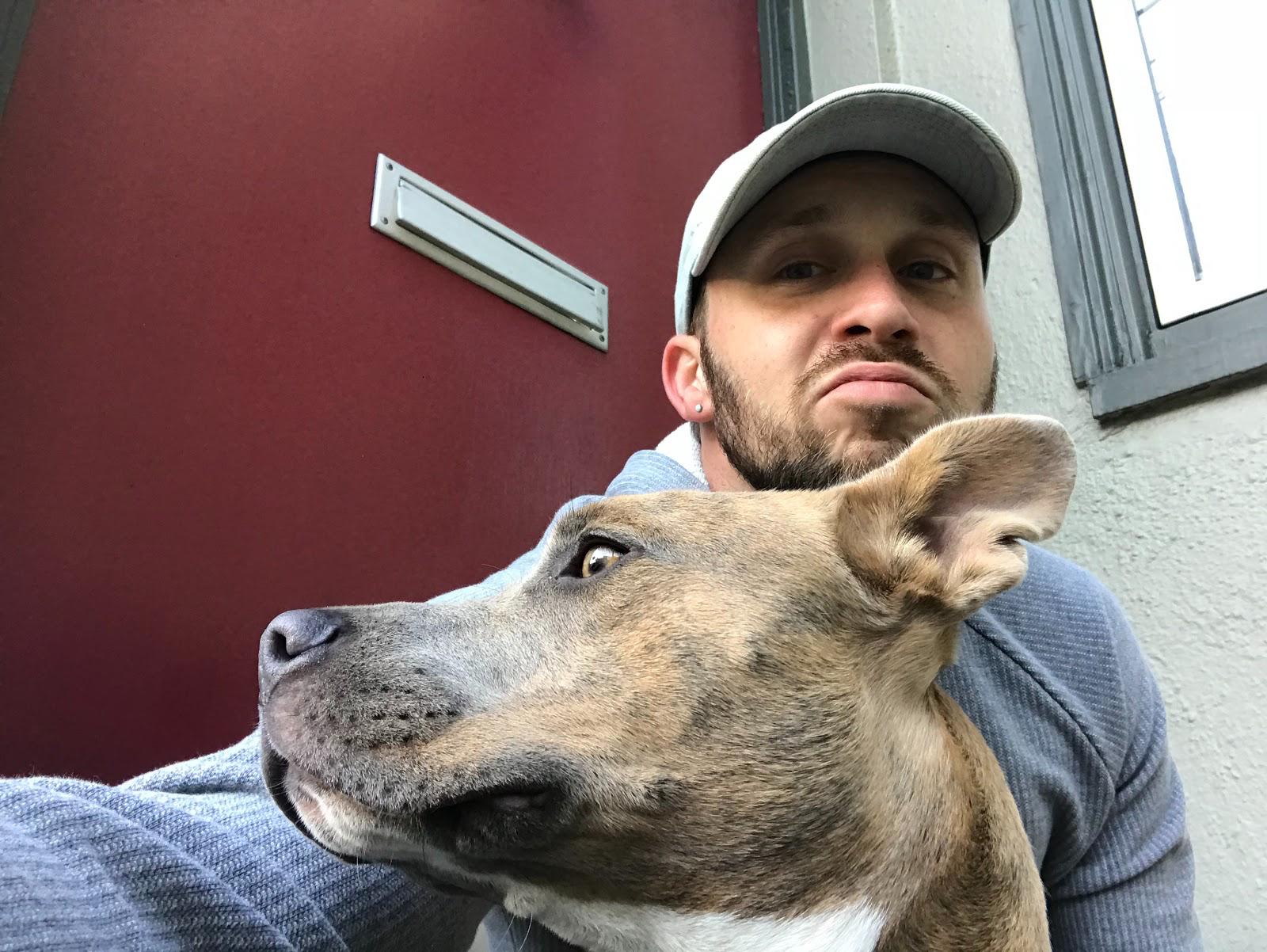 Cici Dillon,  Dog