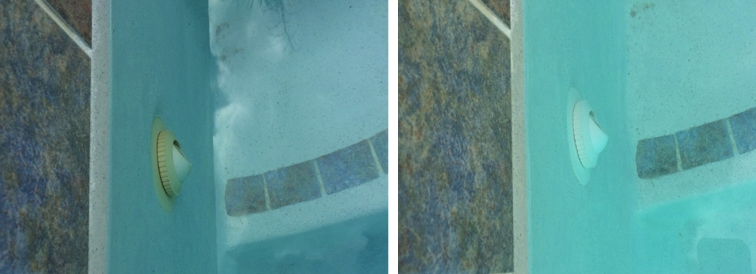 Stains   in my pool