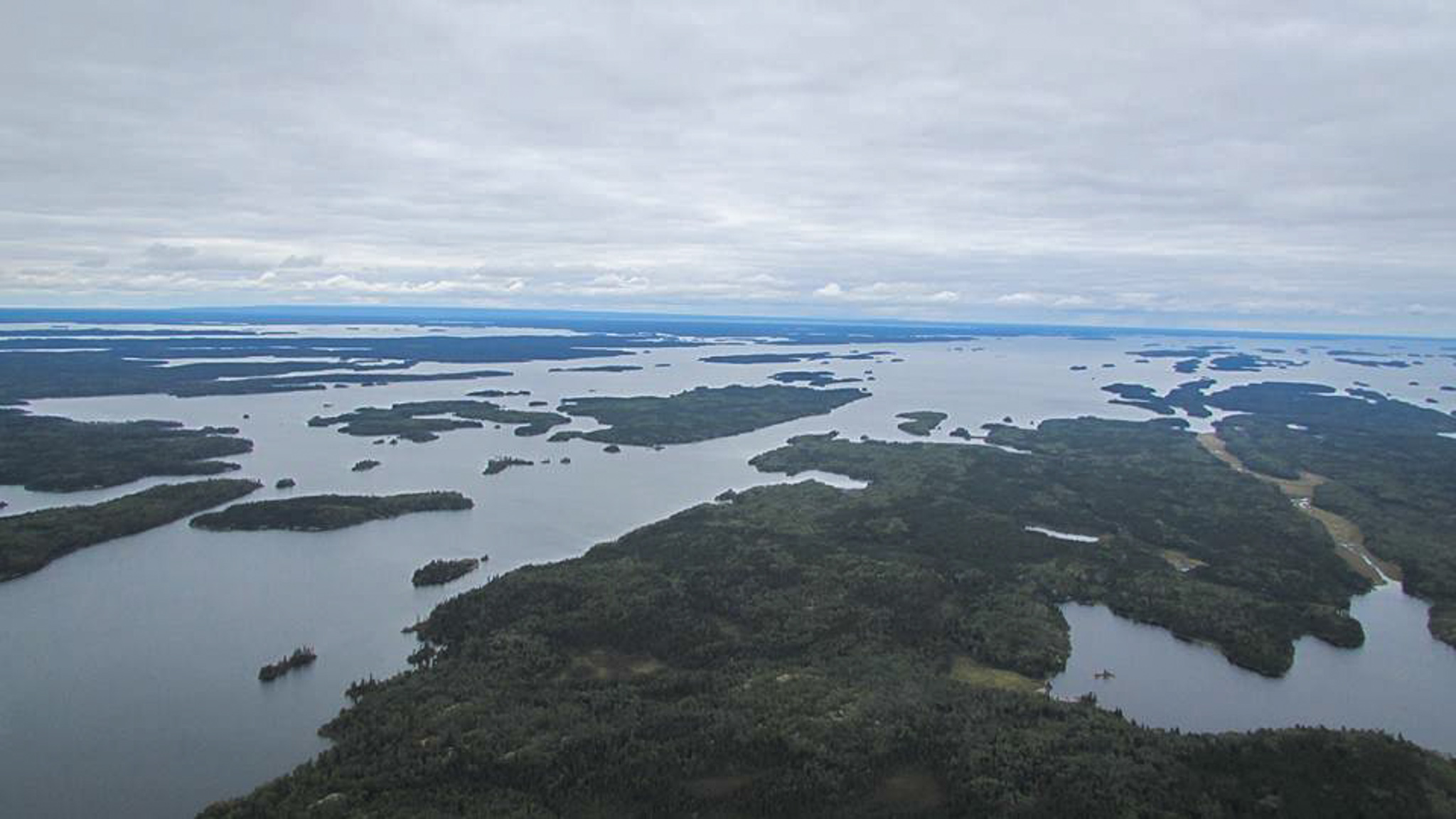 Island Biogeography on Lac la Ronge
