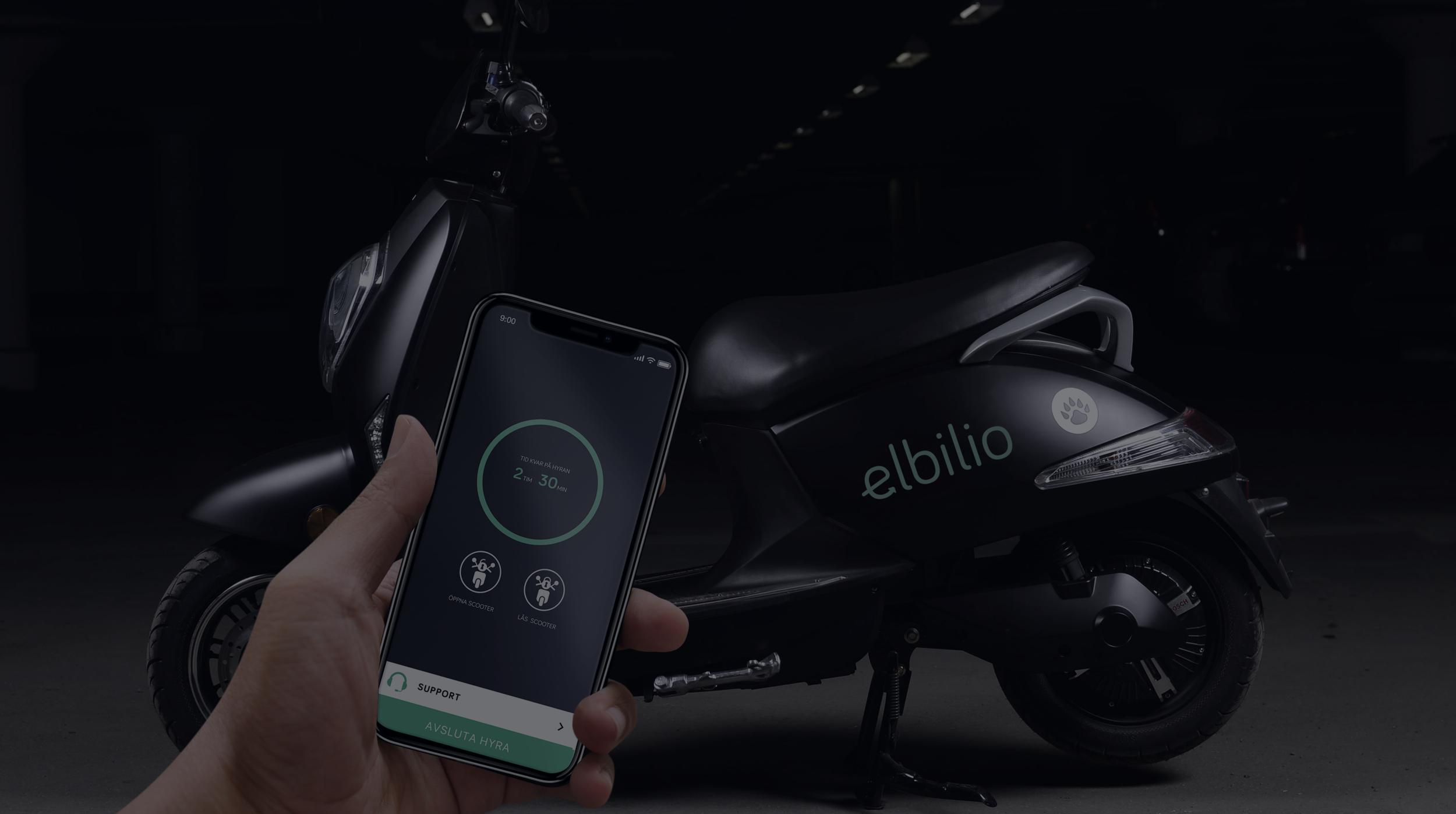 BOKA, LÅS UPP OCH KÖR IVÄG!  Tillsammans med Fabege erbjuder vi företag och hyresgäster att hyra Vässla elscooter (EU moped, 45 km/h, klass 1.)   Läs mer