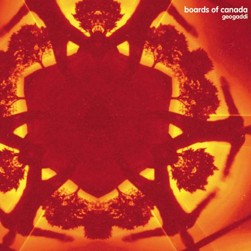 Boards Of Canada ‎– Geogaddi