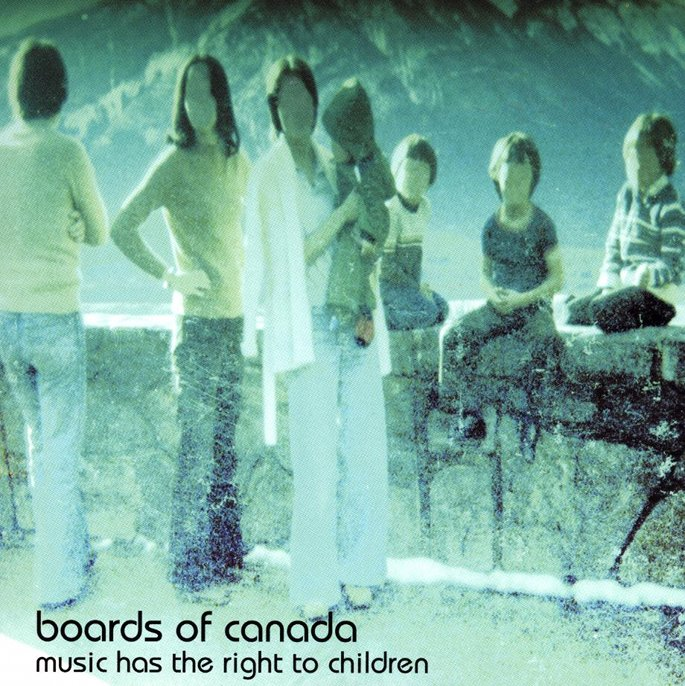 Boards Of Canada ‎– Music Has The Right To Children