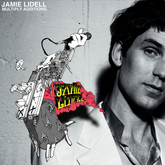 Jamie Lidell ‎– Multiply Additions