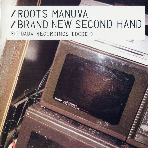Roots Manuva ‎– Brand New Second Hand