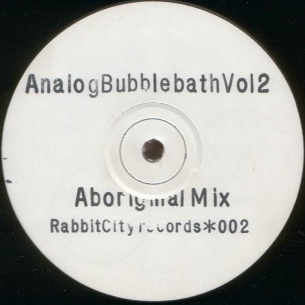 AFX - Analog Bubblebath Vol. 2