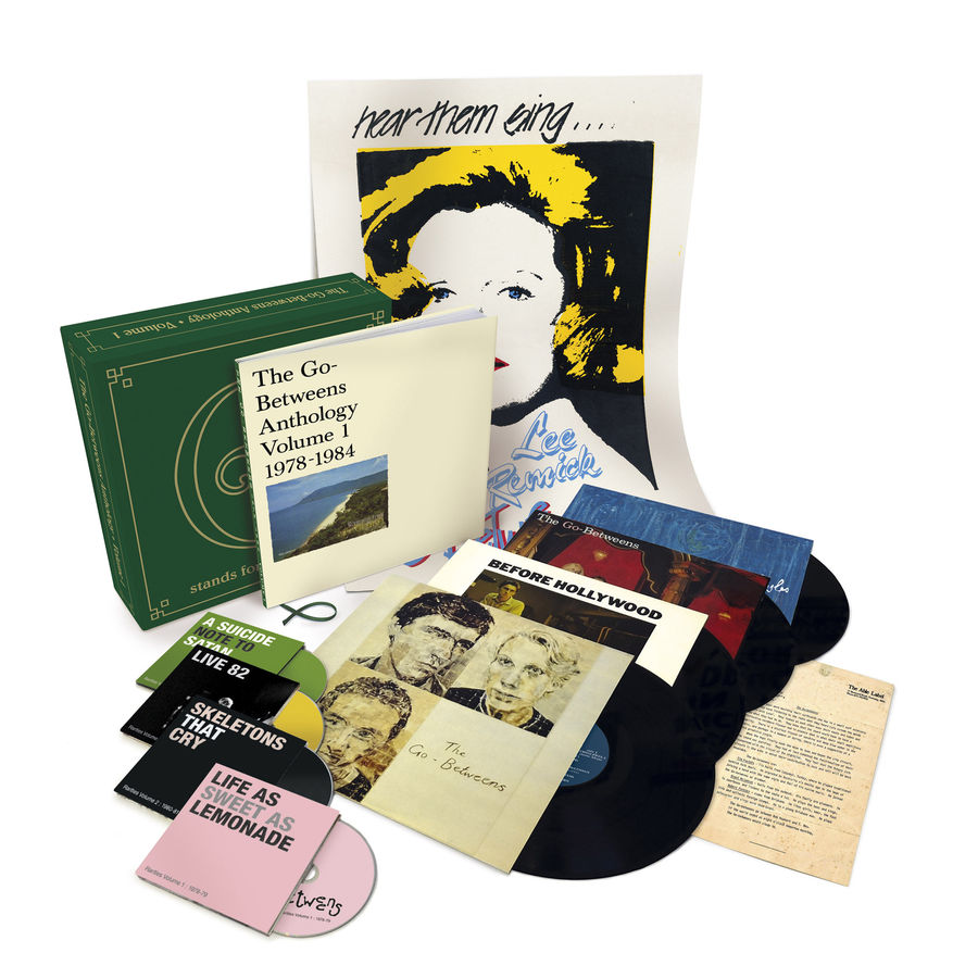 The Go-Betweens Box Set