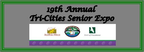 19th Annual TRI-CITIES SENIOR EXPO