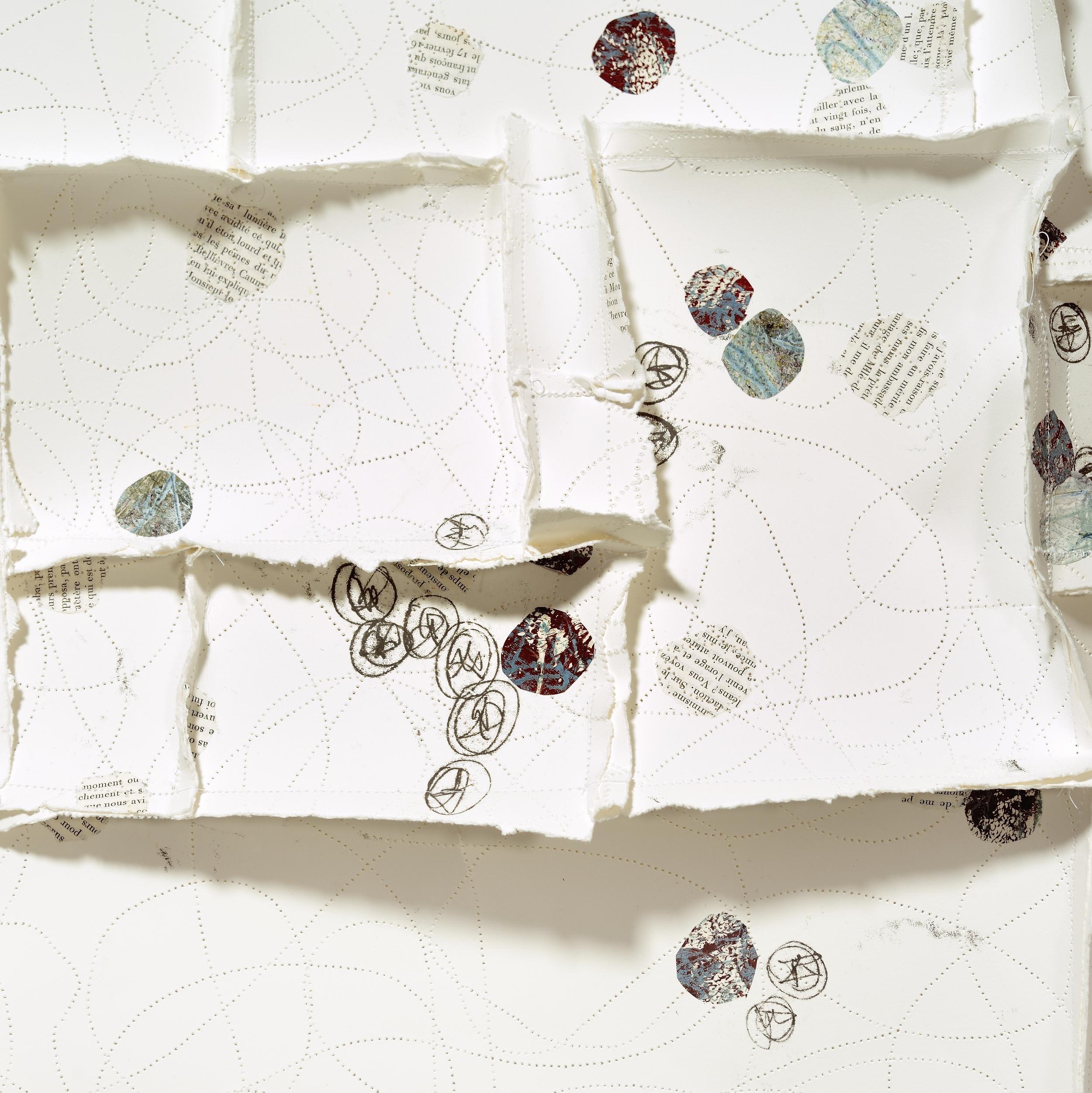 Paper Float detail