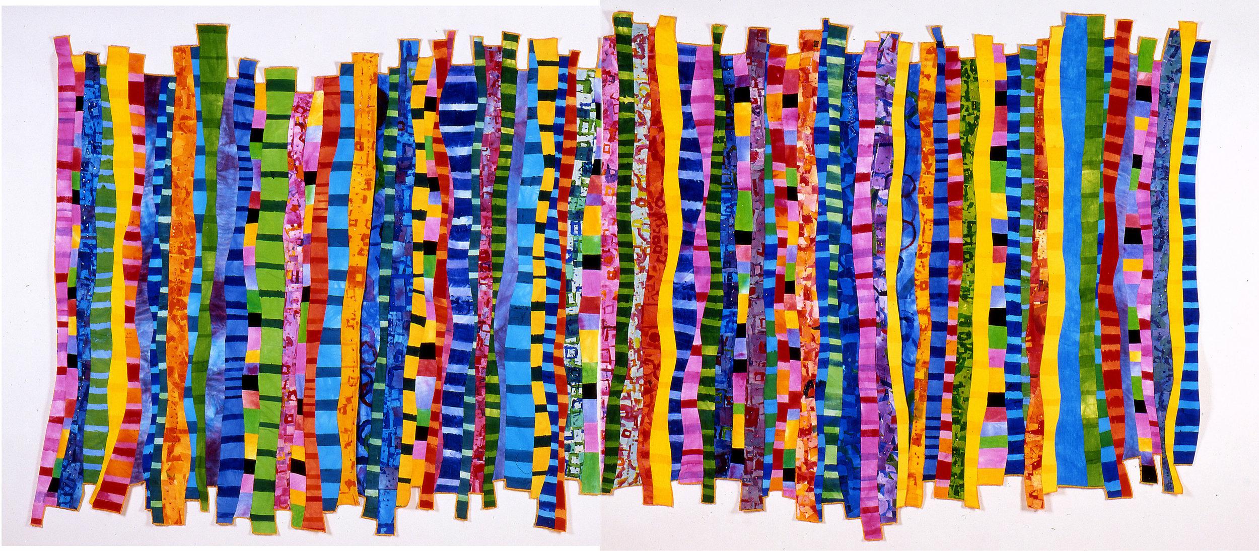 Wacky Wonderfulation , created with Scroggs Elementary students. Chapel Hill, NC, 2005.