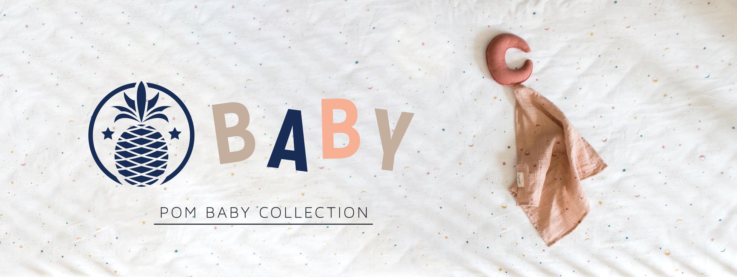 POM Baby Shop All Header Image