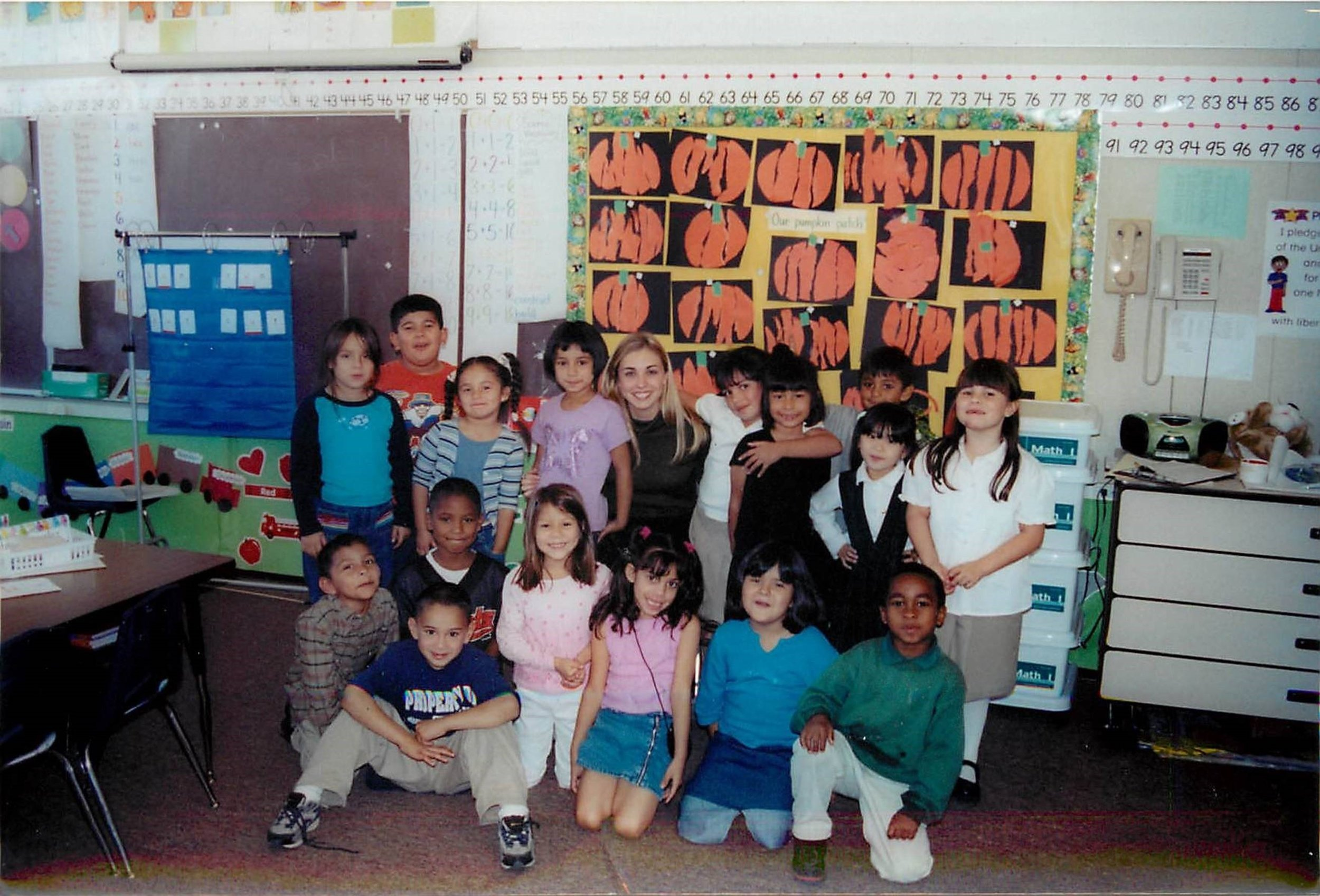 - I really found my love for education while I was in the classroom. But I also had a few pivotal moments that made me frustrated and feeling like I could help address larger systemic issues.