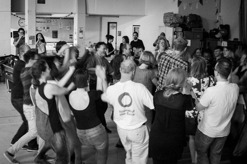 Fundraising ceilidh - September 2015