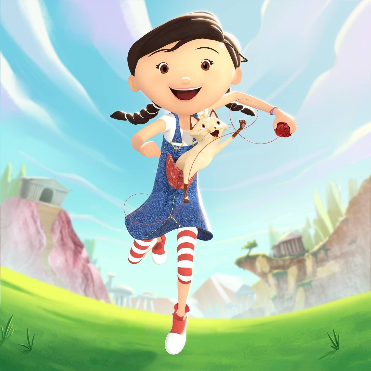 Pilar on TV   by Mono Animation