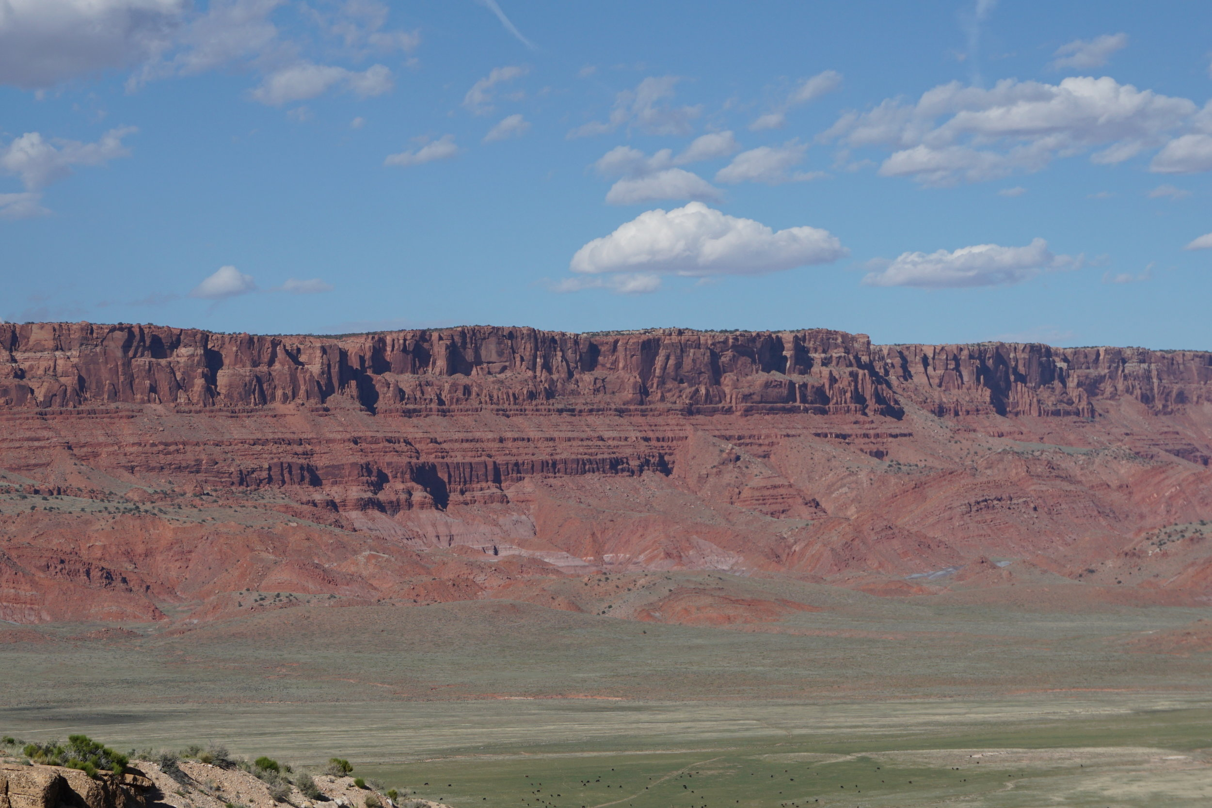 Southern edge of the Escalante, Bryce and Glen Canyon.  As are the next couple.