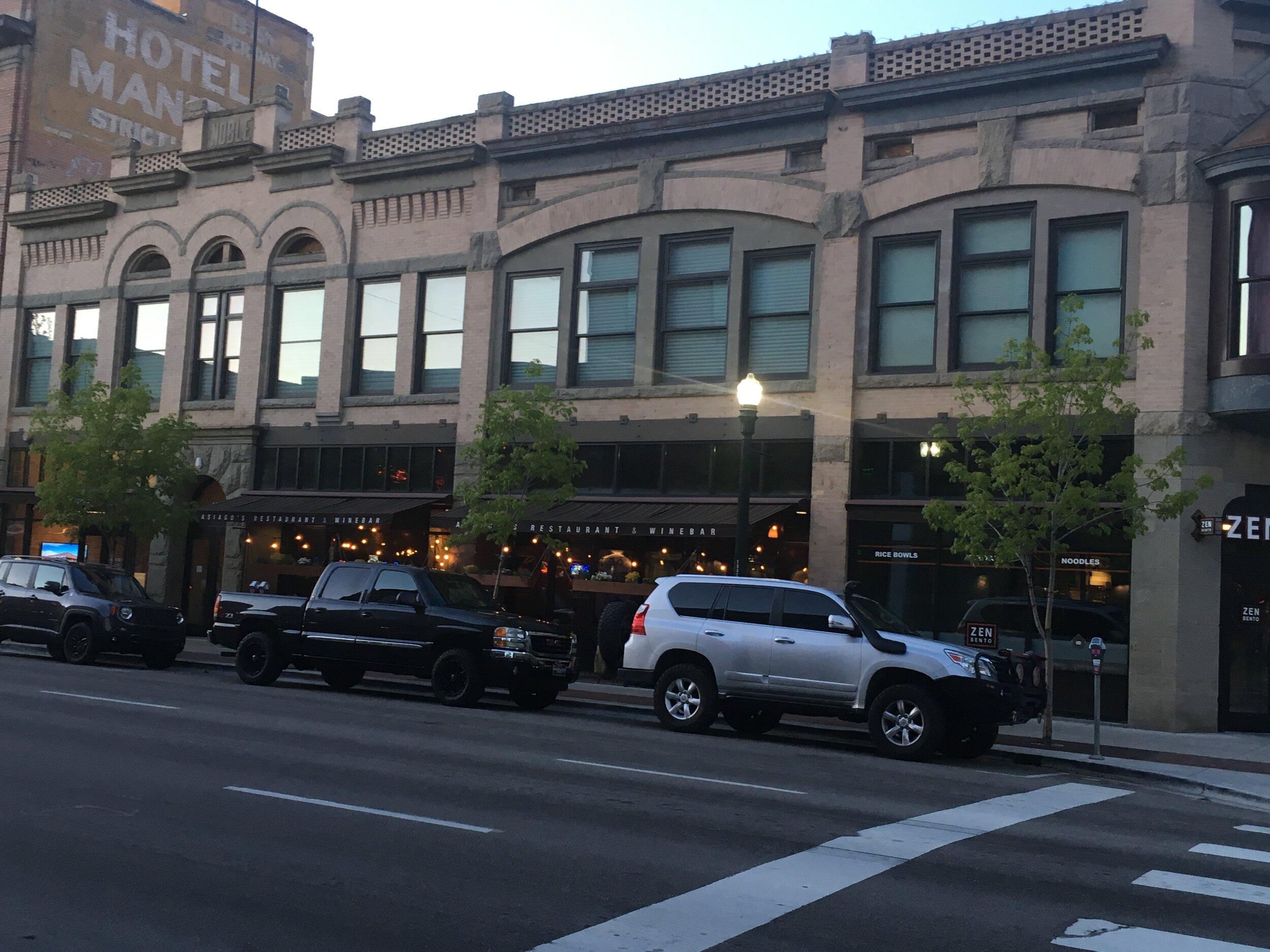 Asiago in Boise