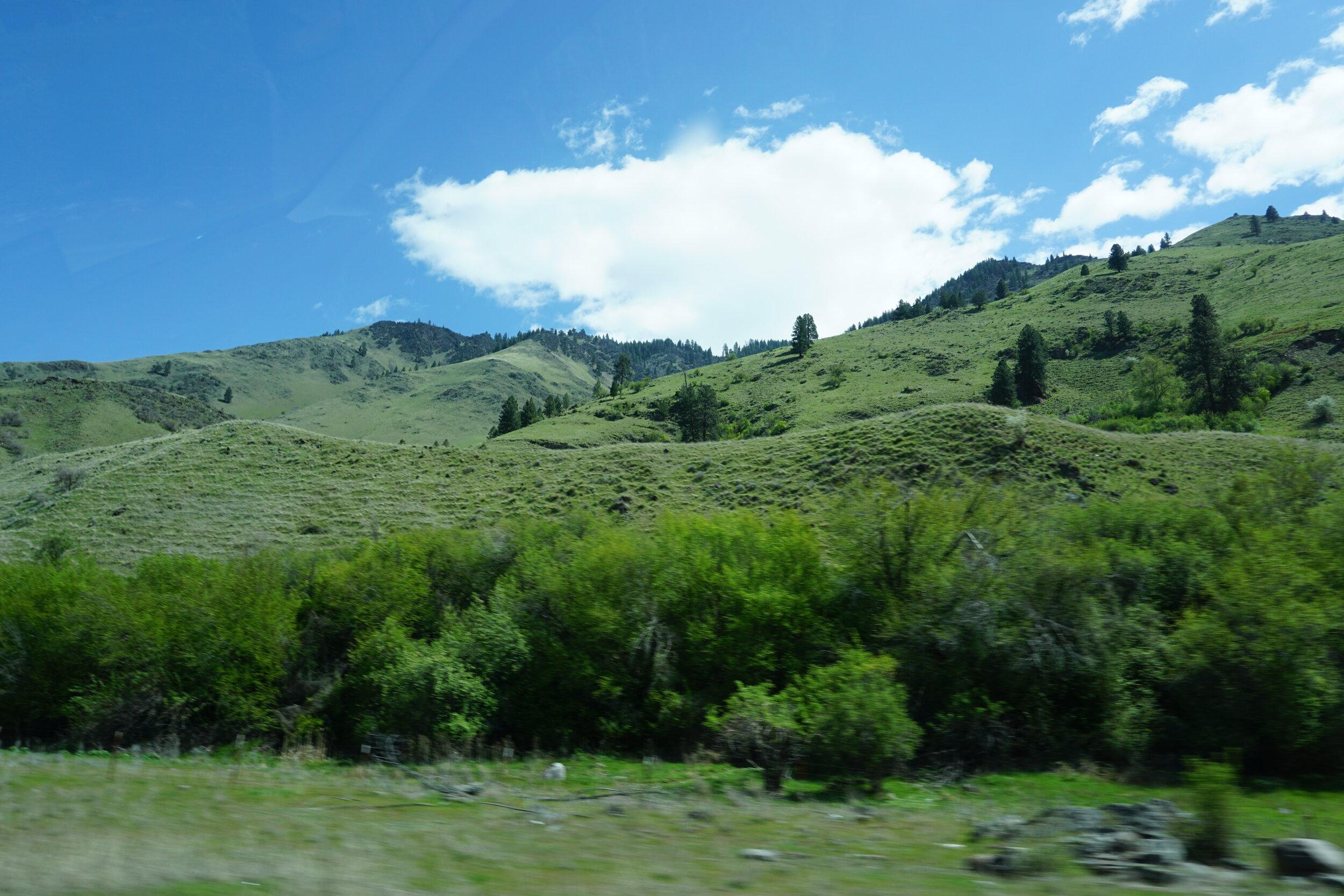 Weiser River Valley series