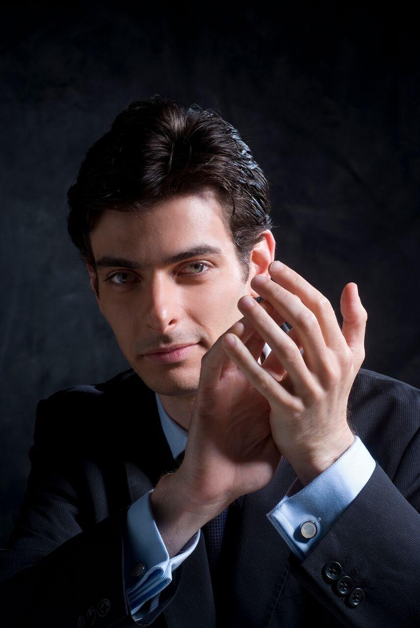 Assaff Weisman, pianist