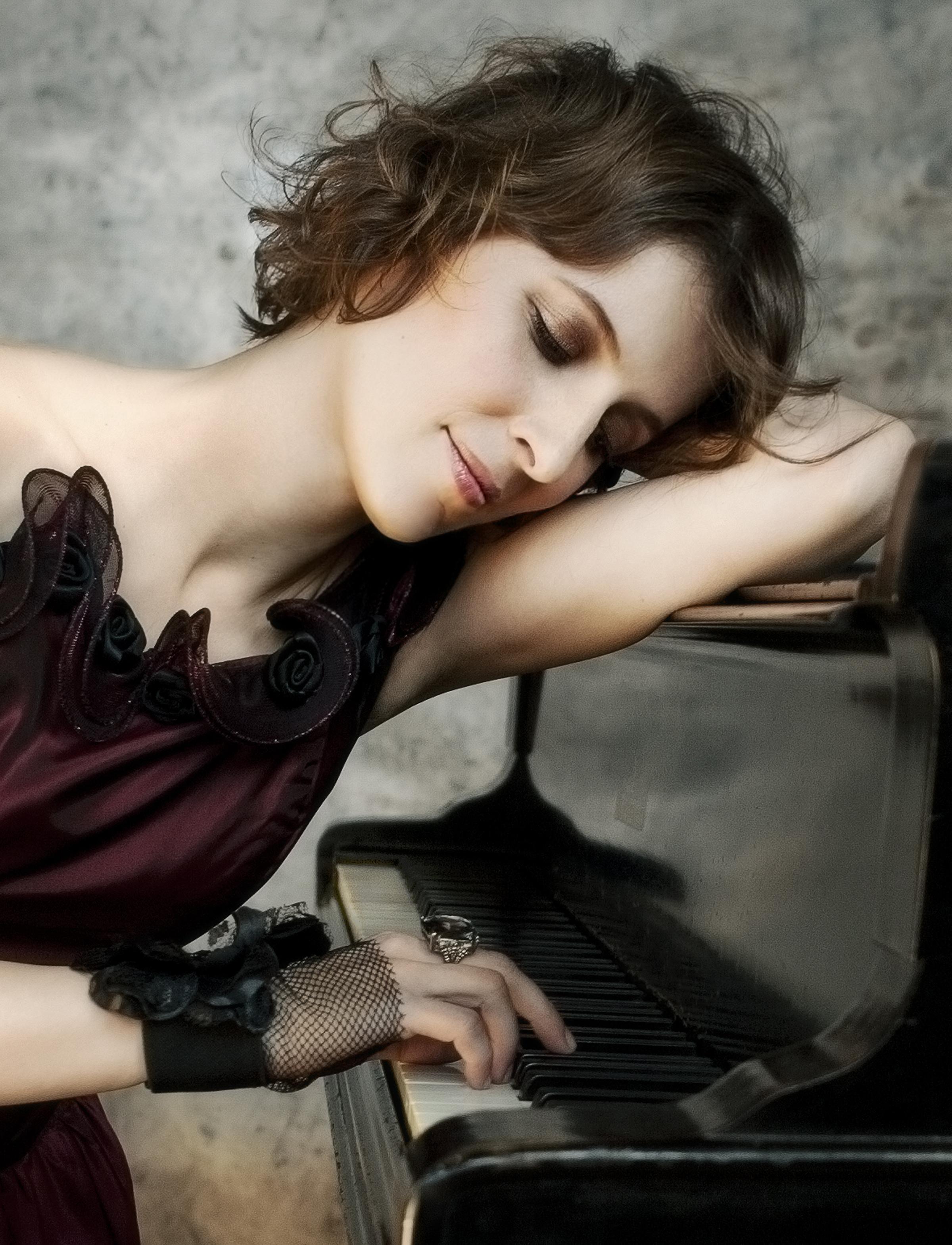 Nadejda Vlaeva, pianist