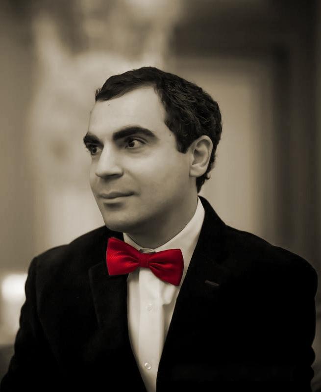 Sandro Russo, pianist