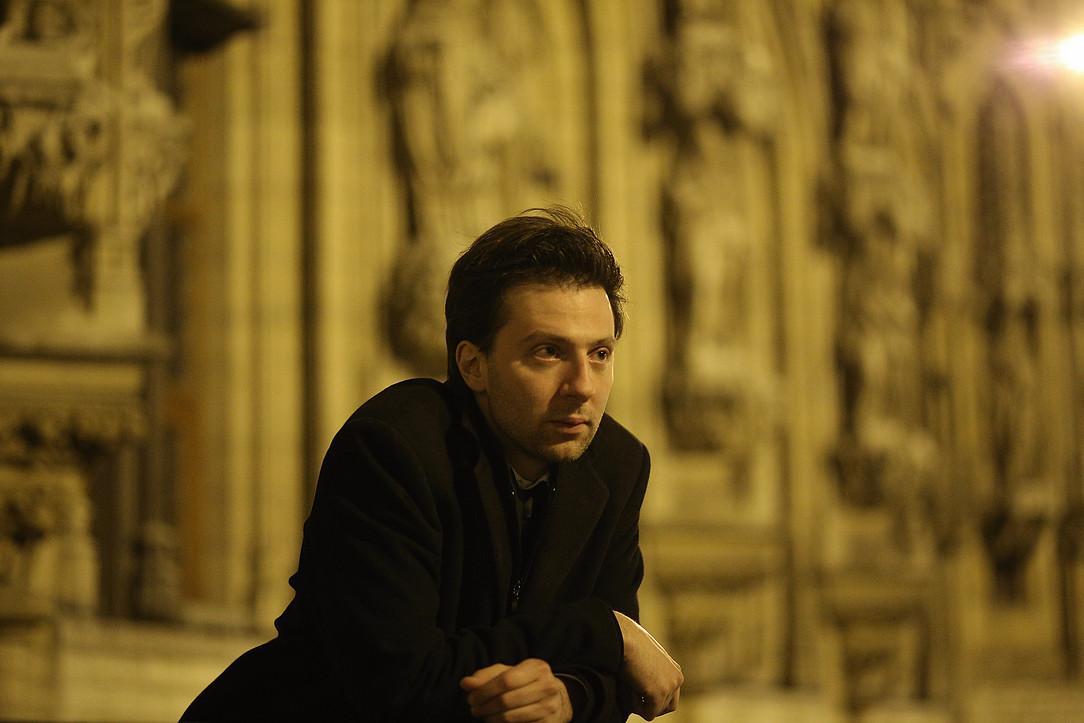 Vassilis Varvaresos, pianist