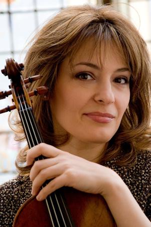 Irina Muresanu, violinist