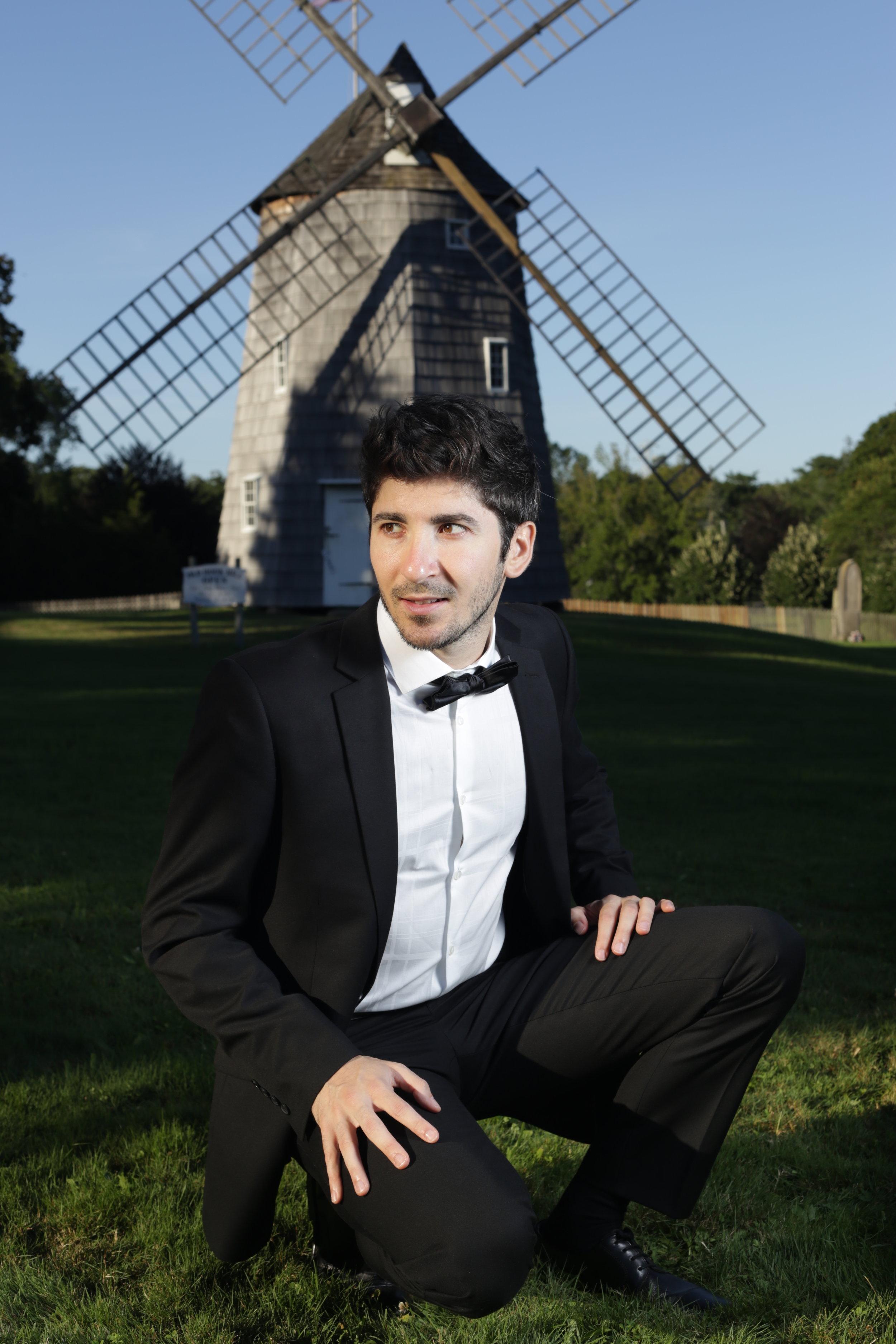 Niccolò Ronchi, pianist