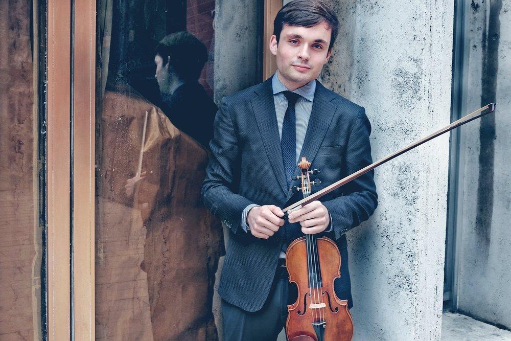 Francisco Fullana, violinist
