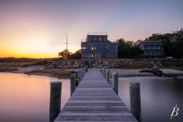 #12EastHarborDriveNorthHaven is located at the end of a quiet street with immediate access to a remote stretch of beach bordered by water on two sides. Whether you wish to travel by land or by sea, 12 East Harbor Drive's pivotal location is just a moment away from #SagHarbor and #ShelterIsland. ⠀ ⠀ Offering the best of modern bayfront living, the property features a 230' private dock allowing one to paddle board, kayak, or dock their boat directly in front of their home, further increasing their ability to access the Hamptons most sought after areas.⠀⠀ ⠀⠀⠀ Offered and priced at the current phase of construction, this modern waterfront home is perfectly positioned for the discerning purchaser to bring their vision of a Hamptons waterfront retreat to fruition.⠀ ⠀ Listed with @samkelly.bespoke | $16.495M⠀